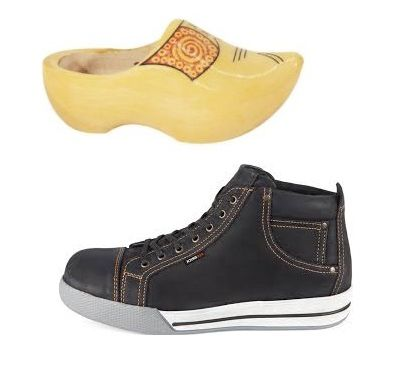Werkschoenen & klompen